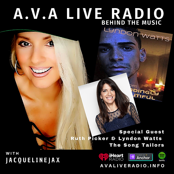 @thesongtailors AVA live radio interview on Blindingly Beautiful Link Thumbnail | Linktree