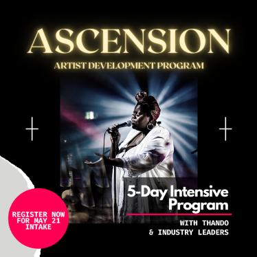 Ascension Artist Development Program
