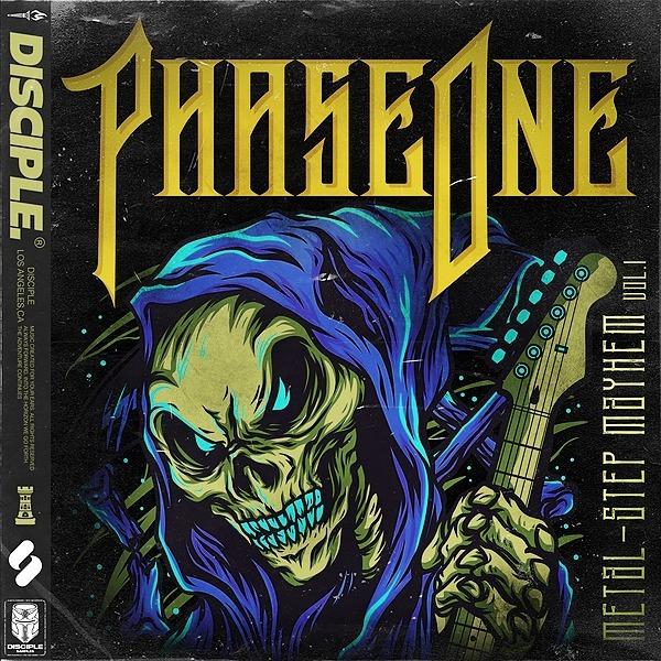 PhaseOne - Metal-Step Mayhem Vol. 1