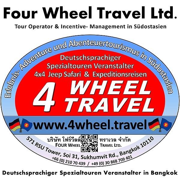 Dipl. Ing.  Uwe Richter Business Adresse:  Four Wheel Travel in Bangkok (Map) Link Thumbnail | Linktree