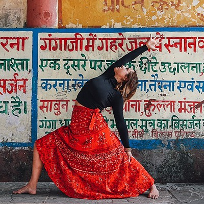 Karen@yogagarage Maps of Prana  - Balancing The 5 Vayus with Irene Ais Link Thumbnail | Linktree