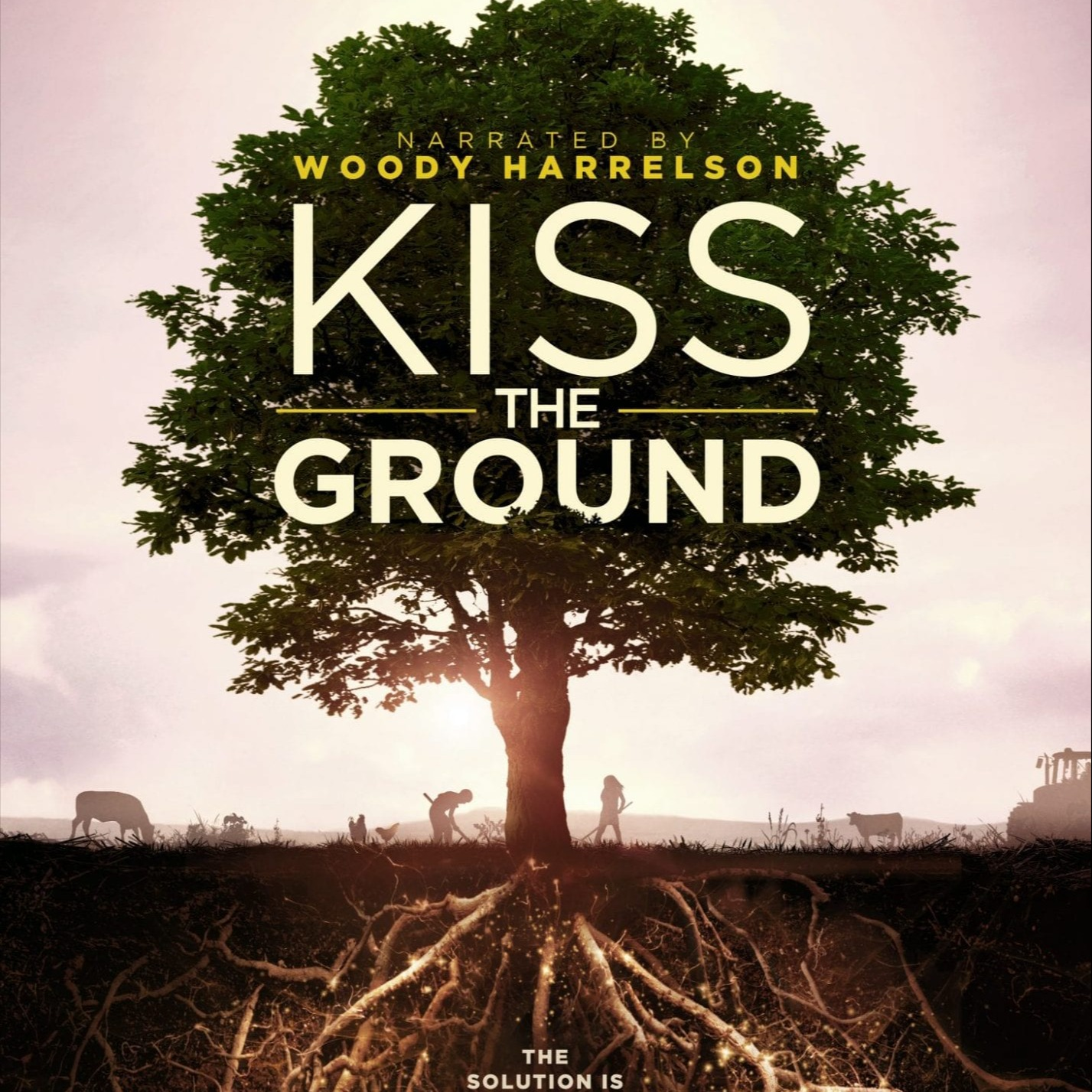 #tlugreenmonth2021 10.04.2021: Movie Screening - Kiss the Ground  Link Thumbnail | Linktree