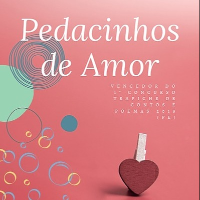 """""""Pedacinhos de Amor"""" e outros Livros no  Clube de Autores"""