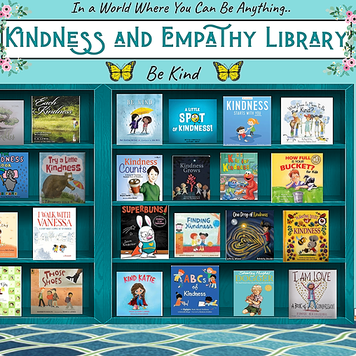 Miss Hecht Teaches 3rd Grade Kindness and Empathy Link Thumbnail | Linktree