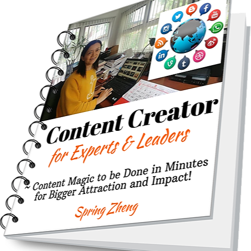@springzhengabundance [Giveaway Download] Content Creator for Experts and Leaders Link Thumbnail   Linktree