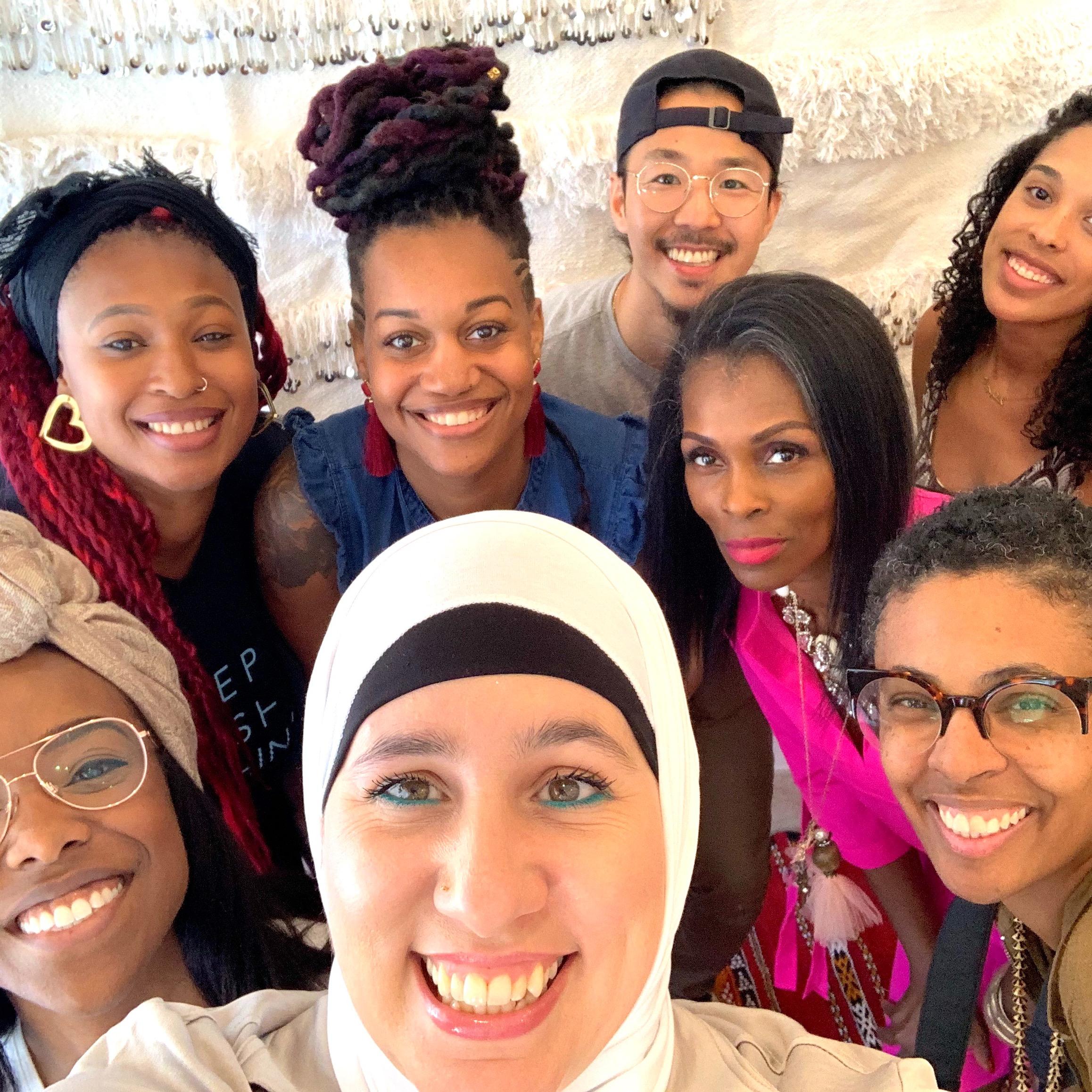 COMMUNITY | Healthy Ayurvedic Hair Care and Henna Hair Color