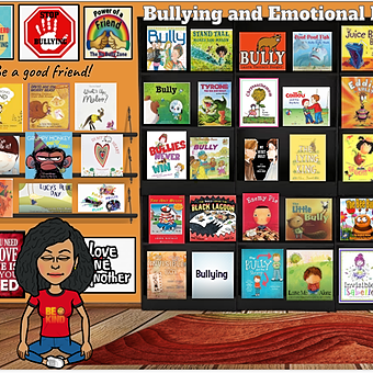 Miss Hecht Teaches 3rd Grade Bullying and Emotional Health Link Thumbnail | Linktree