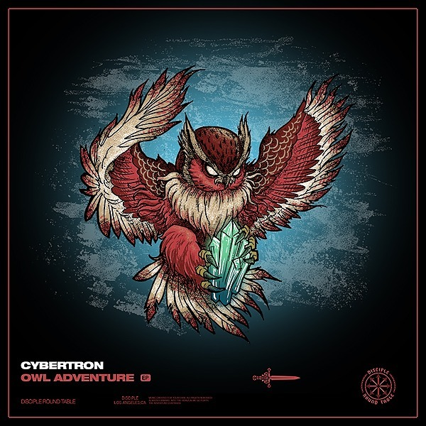 Cybertr0n - Owl Adventure EP [OUT NOW]