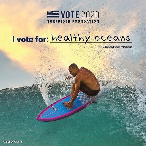 Vote 2020 - Jack Johnson
