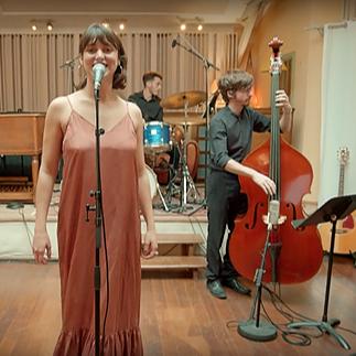 Live Session - Lucie Guillem Band