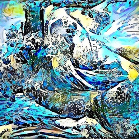Keaneofficial.com_ArtStore #0072 Merlion Ice Wave  Link Thumbnail   Linktree