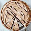WW Frozen Chocolate Peanut Butter Pie Recipe