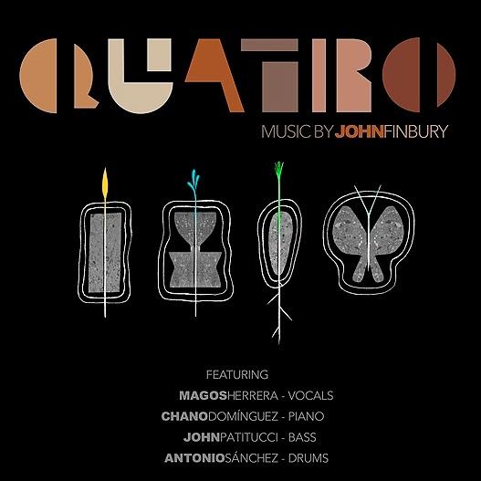 "Emilio D. Miler ""QUATRO"" - FULL ALBUM - Music by John Finbury feat. Magos Herrera, Chano Domínguez, John Patitucci & Antonio Sánchez Link Thumbnail | Linktree"