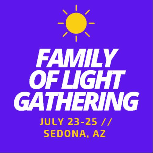 Family of Light Gathering July 23-25