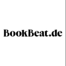 """BookBeat - Unbegrenzt Hörbücher hören. Jetzt mit dem Code """"mordaufex"""" 1 Monat gratis testen."""