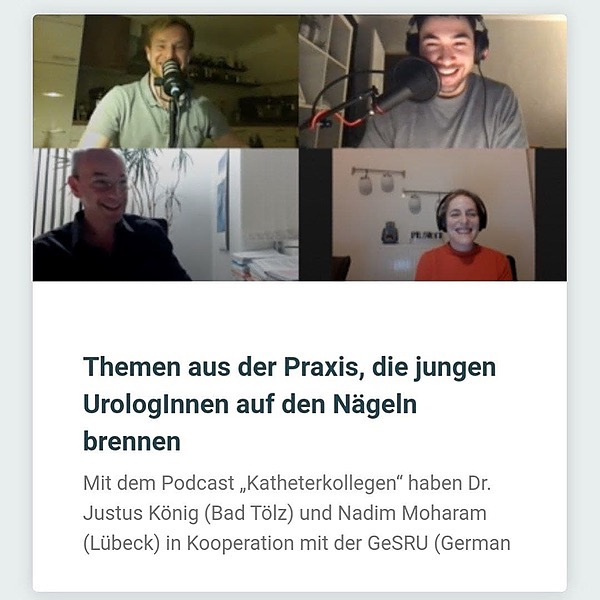 @Katheterkollegen Interview mit dem Biermann-Medizin Verlag Link Thumbnail | Linktree