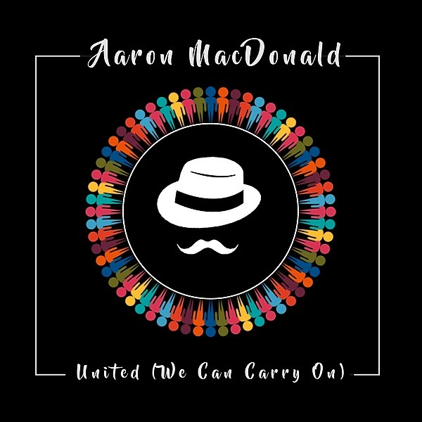 """@aaronmacdonaldmusic Latest Single """"United (We Can Carry On)""""  on Spotify Link Thumbnail   Linktree"""