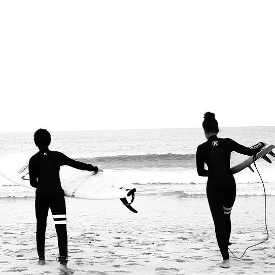 Black Girls Surf Paddle Out for Inclusivity Link Thumbnail   Linktree