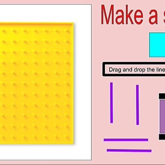 @RebeccaAllgeier 2-d shapes geoboard drag and drop with storybot and sesame st. links Link Thumbnail | Linktree