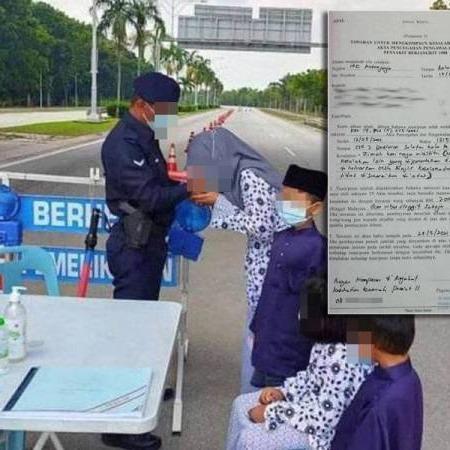 @sinar.harian Wanita bawa tiga anak lawat suami bertugas di SJR dikompaun RM2,000 Link Thumbnail | Linktree