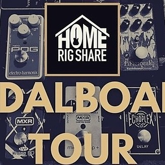 LAPÊCHE Home Rig Share - Drew pedalboard tour Link Thumbnail   Linktree