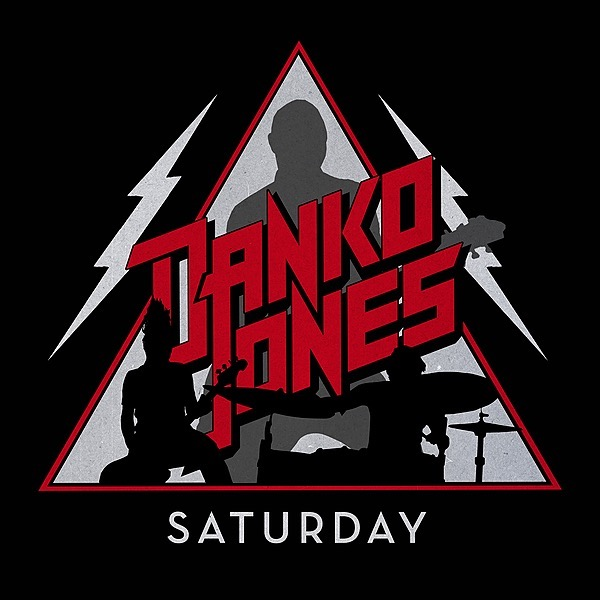 """Danko Jones Check out our song """"Saturday"""" here! Link Thumbnail   Linktree"""