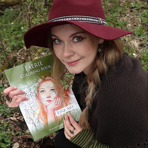 @jannafairyart Lulu Link Thumbnail   Linktree