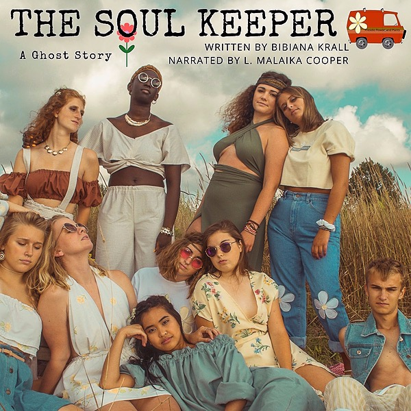 """THE SOUL KEEPER by Bibiana Krall  """"The Age of Aquarius bound by a haunting."""""""