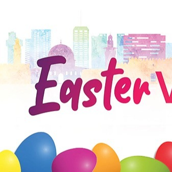 Easter Village - Save the Date