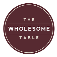 @Thewholesometable Profile Image | Linktree