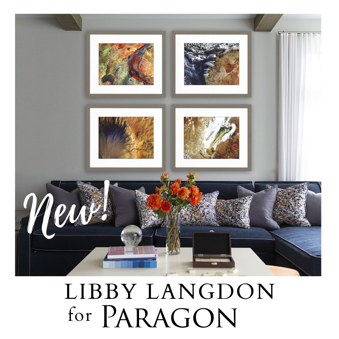 Libby Langdon for Paragon | Up In The Air
