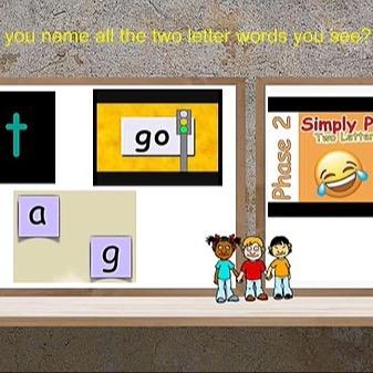 @RebeccaAllgeier 2-letter words, CVC, CCVC, CVCC and CVCe words - sample Link Thumbnail | Linktree