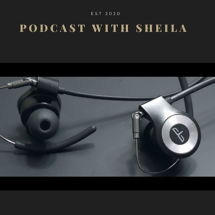 Podcast with sheila Support a worthy cause  Link Thumbnail | Linktree