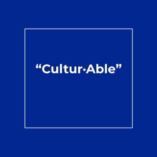 @Cultur.Able Profile Image | Linktree