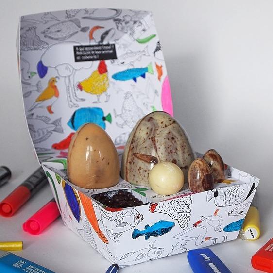 Designer 100% FOOD #7 Chocolat Link Thumbnail | Linktree