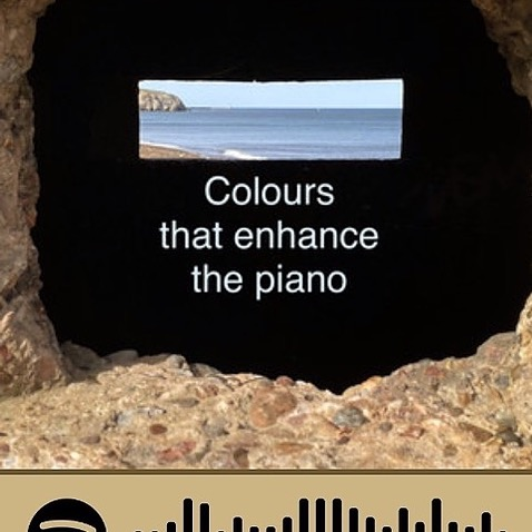 Mark W Griffiths Colours that enhance the piano.. Link Thumbnail   Linktree