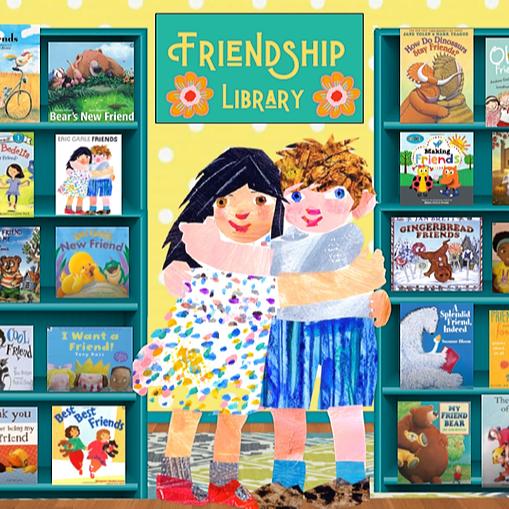Miss Hecht Teaches 3rd Grade Friendship Link Thumbnail | Linktree