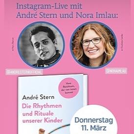 @andrestern Instagram Live / IGTV mit Nora Imlau Link Thumbnail | Linktree