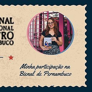 S. S. Santos Bienal Internacional do livro de Pernambuco 2021 Link Thumbnail   Linktree