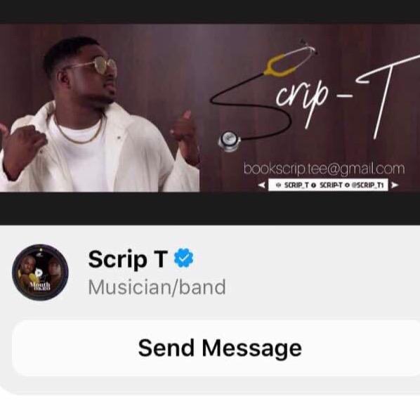 @scrip_tmusic Profile Image | Linktree