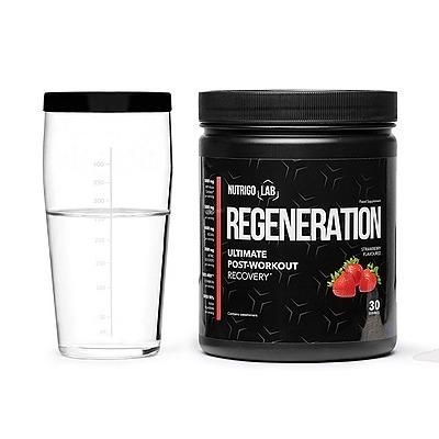 @Karin8 Nutrigo Lab Regeneration is a food supplement used after training. Link Thumbnail | Linktree