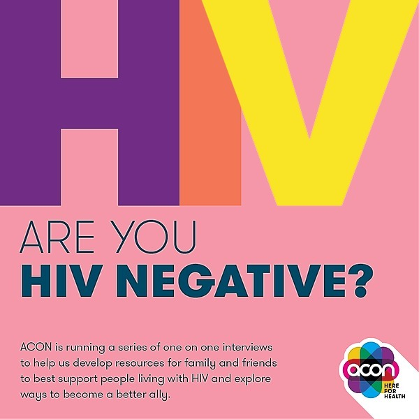 @ACONhealth Becoming Better Allies of People Living with HIV: Non-PLHIV Survey Link Thumbnail   Linktree