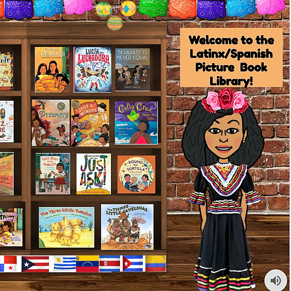 Latinx/Spanish