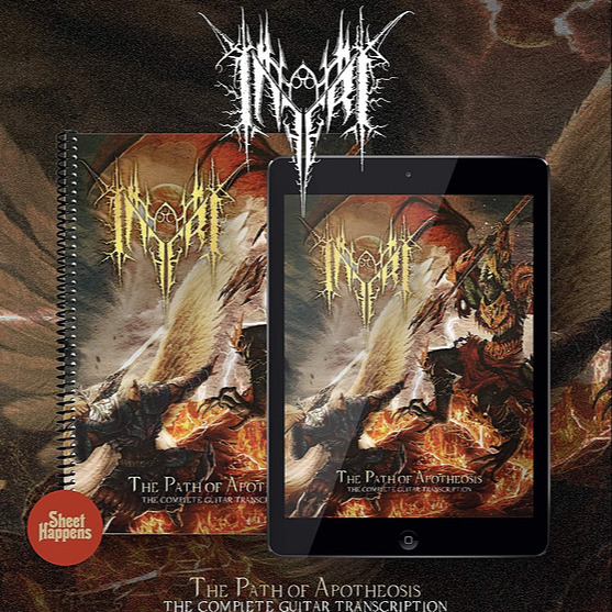 @inferi_official The Path of Apotheosis Tab Book Link Thumbnail   Linktree