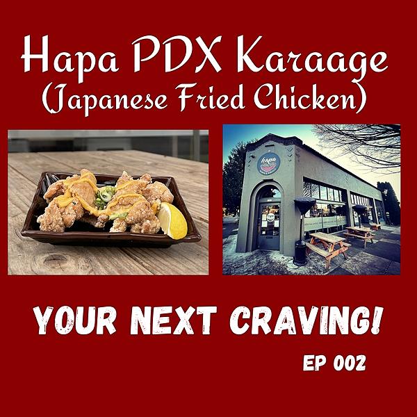 Your Next Craving Episode 002