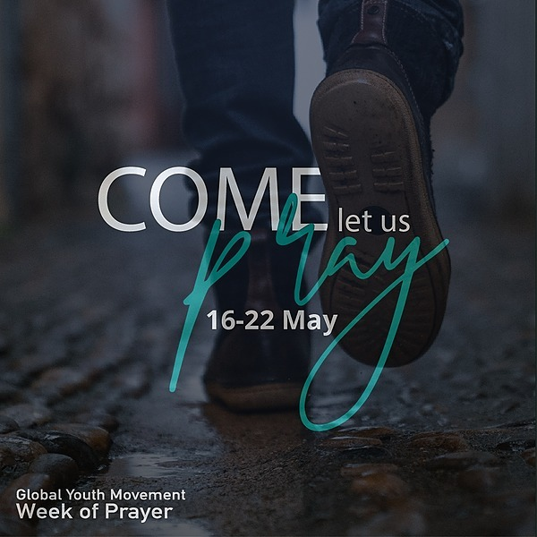 @prayunited Attend a Prayer Session Link Thumbnail | Linktree