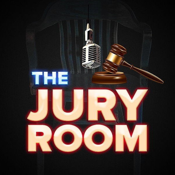 The Jury Room Podcast Website Link Thumbnail | Linktree