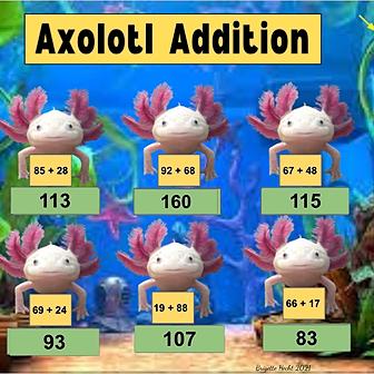 Axolotl Addition