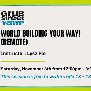 Lysz Flo World Building for Teens Link Thumbnail | Linktree