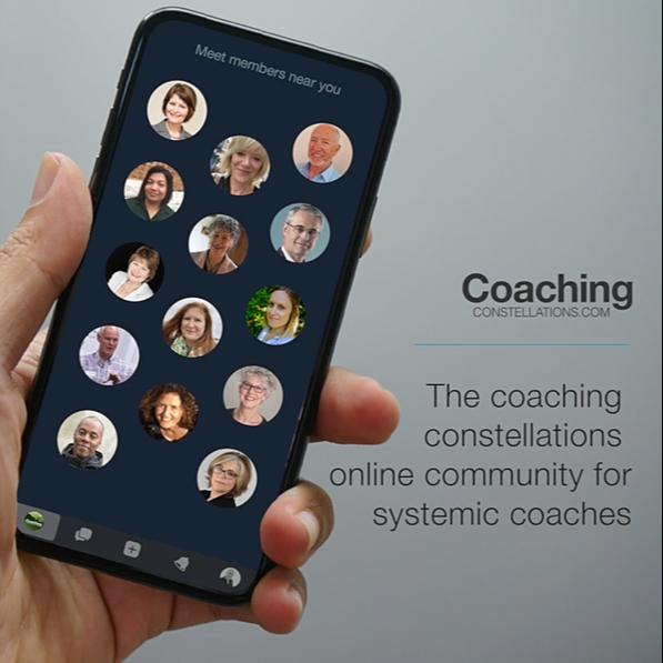 @johnwhittington Coaching Constellations Alumni online community Link Thumbnail | Linktree